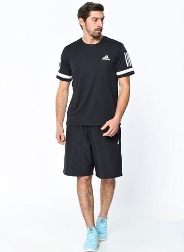 adidas Bisiklet Yaka Tişört Siyah